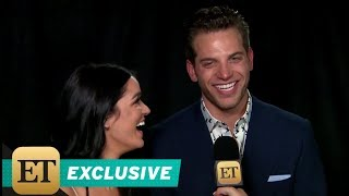 EXCLUSIVE: 'BIP' Couple Raven Gates and Adam Gottschalk on Marriage, Rachel Lindsay's Approval