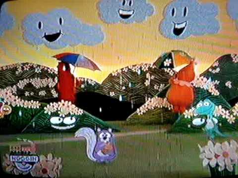 rain song from yo gabba gabba
