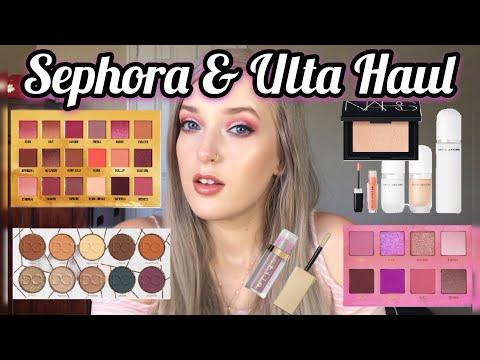 Sephora & Ulta Haul   VIB Sale