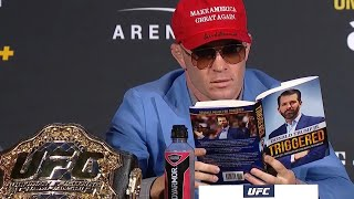 Colby Covington Trash Talk and Funny Moments Compilation 😂😂