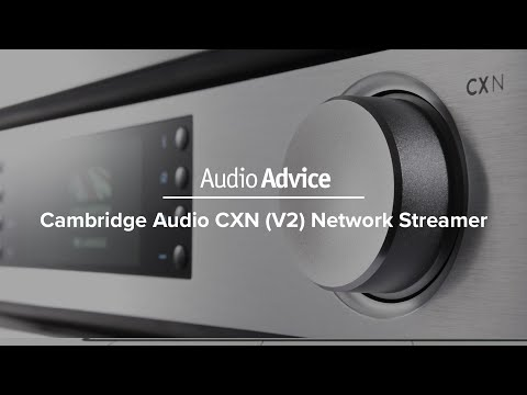 Cambridge Audio CXN (V2) Network Streamer