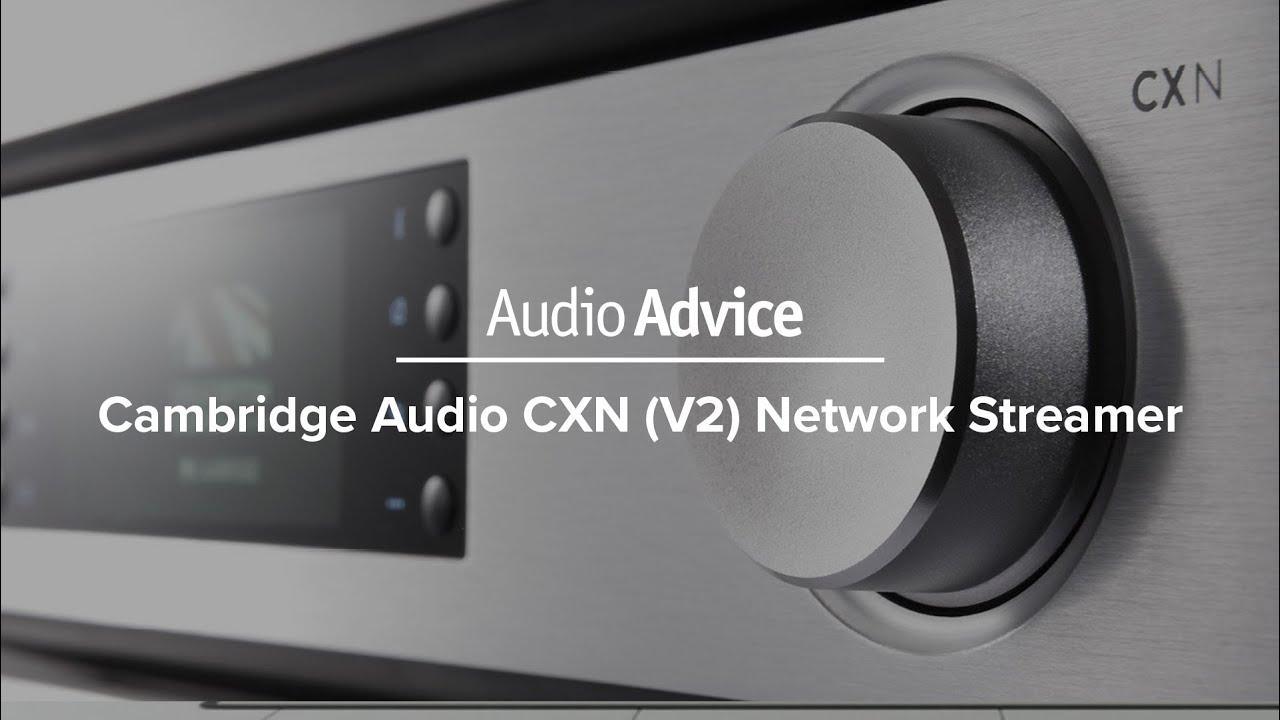 Cambridge Audio CXN (V2) Network Streamer Review | Audio