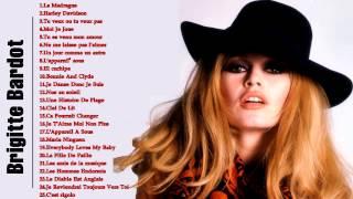 Brigitte Bardot Greatest Hits   Meilleure chanson de Brigitte Bardot 2016 ブリジットバルドー 検索動画 7