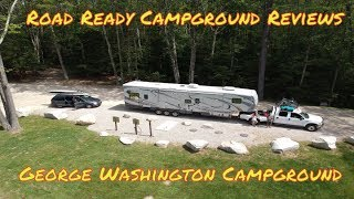 Road Ready Campground Review | George Washington State Campground | Rhode Island