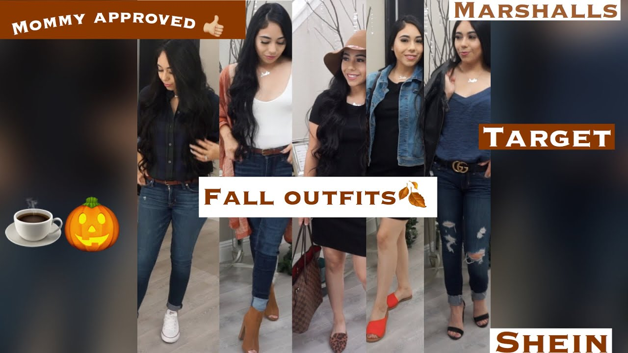 [VIDEO] - CUTE & CASUAL FALL OUTFITS 2019 | MOMMY APPROVED 1