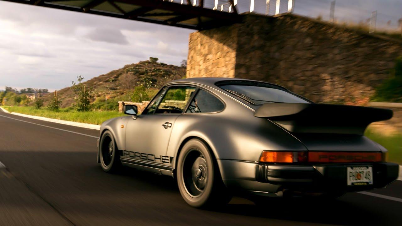 Modified Porsche 930 Turbo Review , The Widow Maker!!