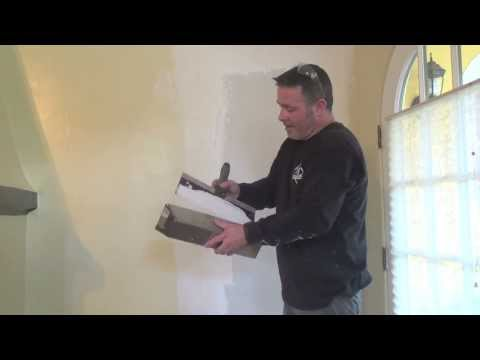 DIY- How to Patch  Drywall: Removing a door and sealing the opening with drywall
