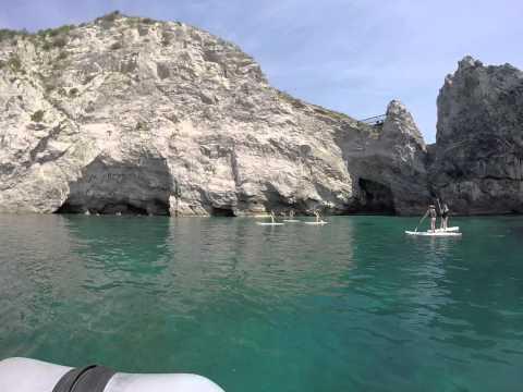 Stand Up Paddle Board on the Amalfi Coast