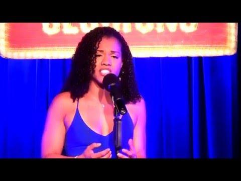 Alysha Deslorieux - Satisfied (Hamilton)
