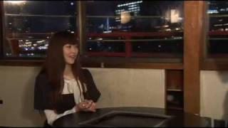 桃華月憚- Interview映像「華想放談」 ( 望月智充× 能登麻美子) - Part 3.