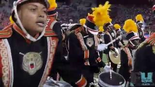 2014 Dallas Children's Parade - Grambling State University Tiger Marching Band