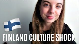 My life in Finland: Culture shock