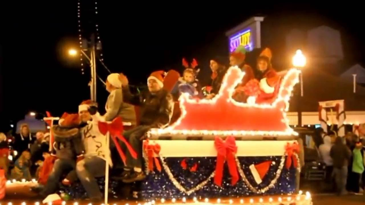 Gatlinburg Christmas Parade 2015 - YouTube