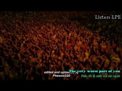 [Vietsub - Lyrics]Linkin Park - Lying From You (Live Earth Japan 2007)