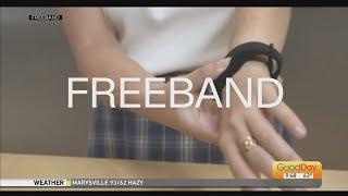 FreeBand Sanitizing Bracelet