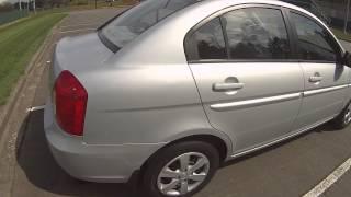 Hyundai Accent 2009 Videos
