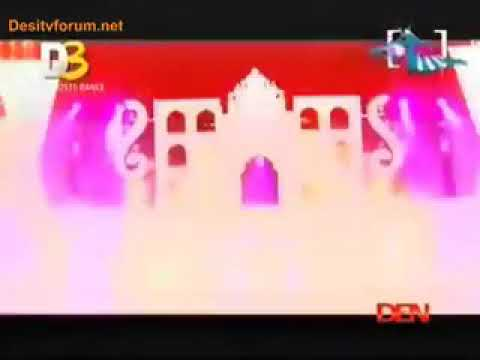 D3 kriyaansh and group dance 2011 -Chammak challo