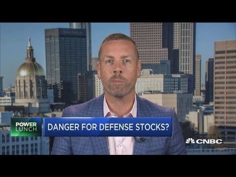 Saudi Arabia tensions likely won't impact fundamentals for defense stocks, expert says