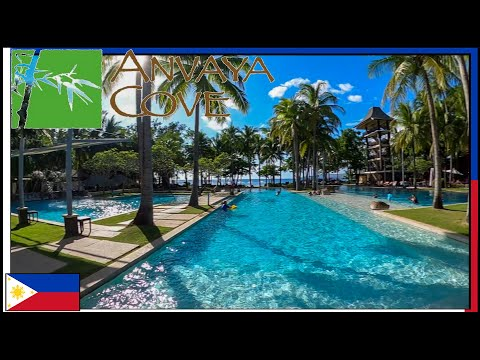 Ayala's Anvaya Cove Exclusive Beach Resort Tour