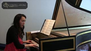 Nadja Lesaulnier: J.S. Bach - Prelude & Fugue in E Minor from WTCII