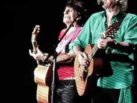 "The Rolling Stones ""You Got the Silver"" @ Madrid 25 junio 2014 Santiago Bernabeu"