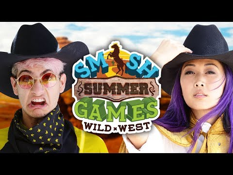 SMOSH SUMMER GAMES HYPE PARTY (LIVE) - YouTube