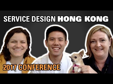 Service Design Hong Kong Conference 2017