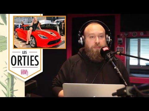 Les Orties 005:  Les Autos