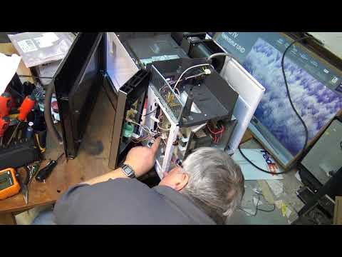 Frigidaire Microwave Oven Troubleshooting and Repair