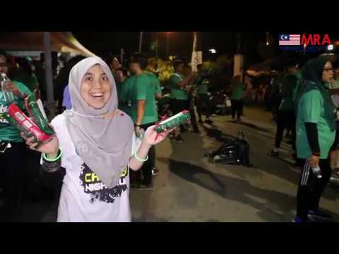 Charity Night Run MRA P.Pinang