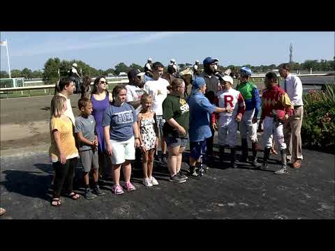 video thumbnail for MONMOUTH PARK 9-22-19 RACE 4