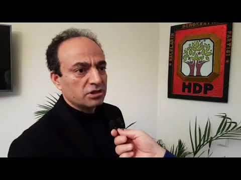 Osman Baydemir Afrin harekatını deperlendirdi