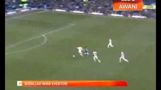 Mirallas wira Everton