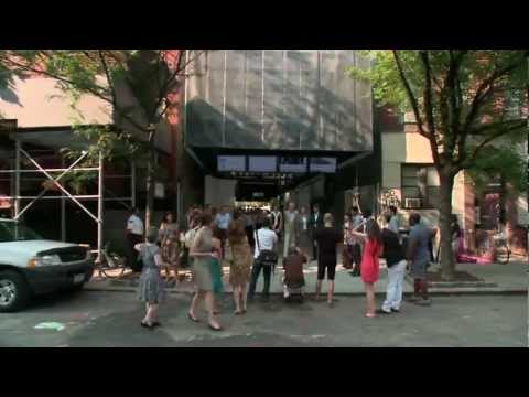 BMW Guggenheim Lab NY Opening