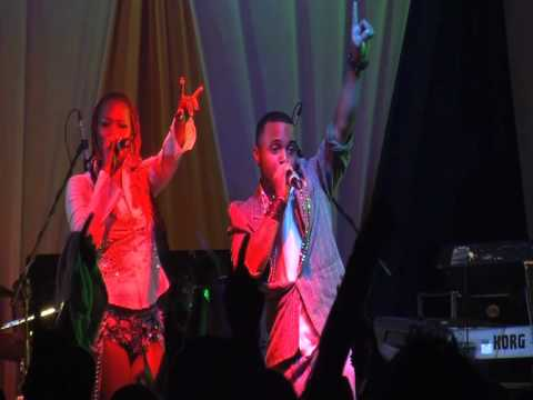 PURE VYBZ ANTIGUA at Blue Jeans Fete 2012