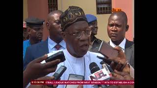 Nta network news at 9pm  7th september 2017