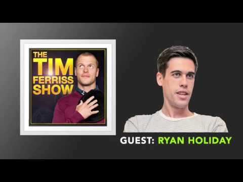 Ryan Holiday Returns (Full Episode) | The Tim Ferriss Show (Podcast)
