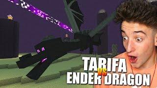 MATO AL ENDER DRAGON DE LA FORMA MAS EPICA !!! MINECRAF BYTARIFA GAMING PARTE 41