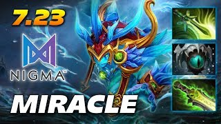 Miracle Morphling 29 KILLS - Dota 2 Pro Gameplay 7.23 Patch