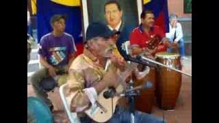 RECORDANDO LAS TRADICIONES. JUAN SANCHEZ. CANTOR CAMPESNO. CAMUNARE ROJO. URACHICHE-YARACUY