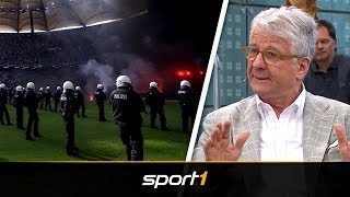 "Reif: ""Der HSV muss diese Chaoten rauswerfen"" | SPORT1 - CHECK24 DOPPELPASS"