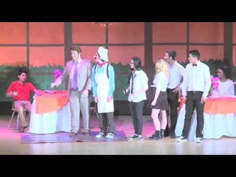 Francis Lewis High School SING /Sring 2014