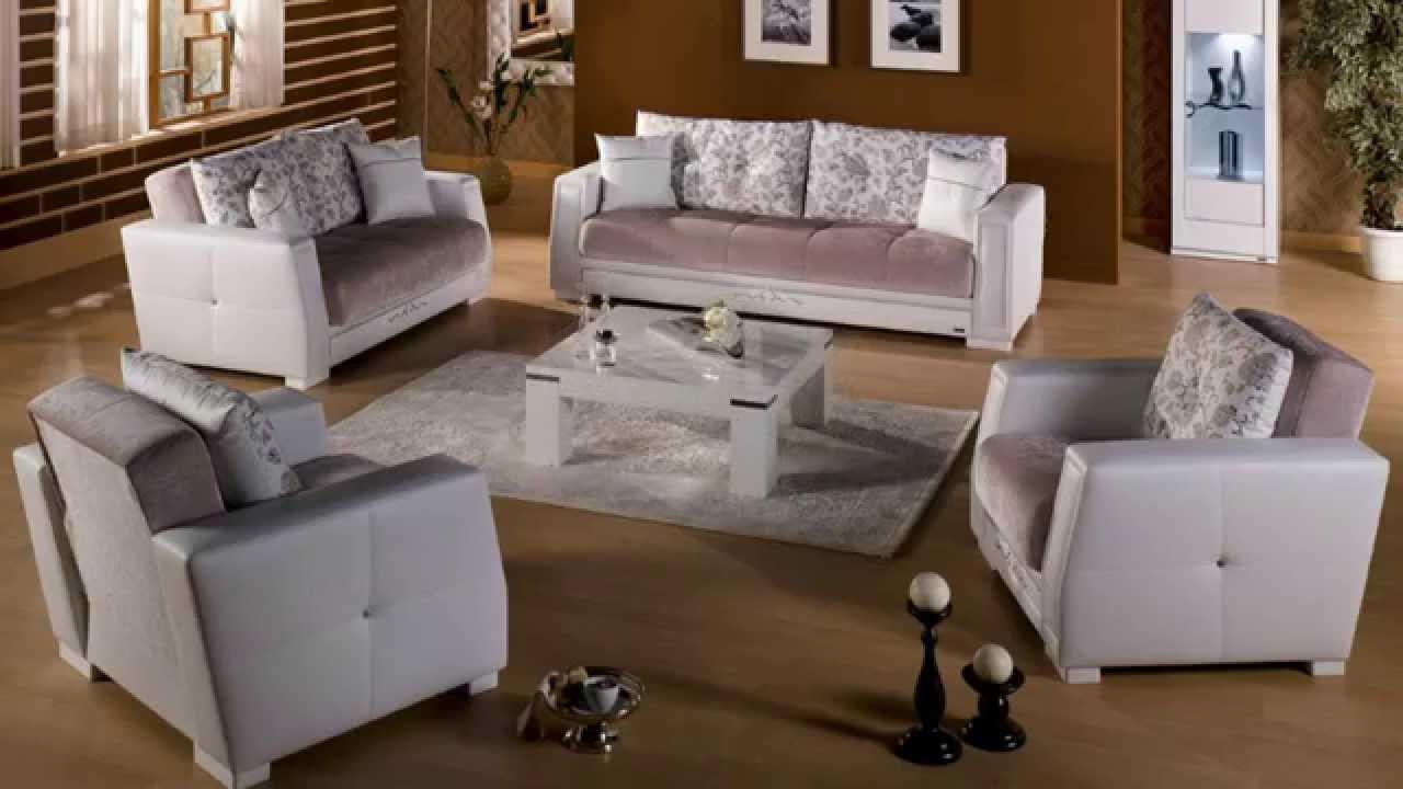 Kristal Living Room Set by Istikbal Furniture - YouTube