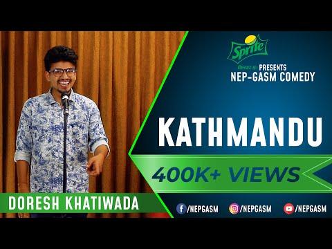 Kathmandu | Nepali Stand-Up Comedy | Doresh Khatiwada | Nep-Gasm Comedy