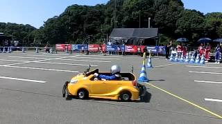 TOYOTA GAZOO Racing PARK in イオンモール福津 AKB48 チーム8 谷口もか...
