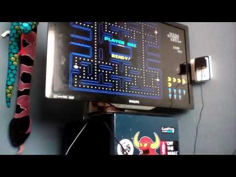 I Beat Level 256 On Pac-man