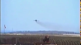 BUCCANEER   Take off and fast low run