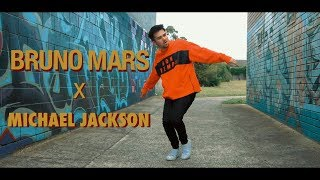 Bruno Mars Finesse / Michael Jackson Remember The Time (Mashup Cover)