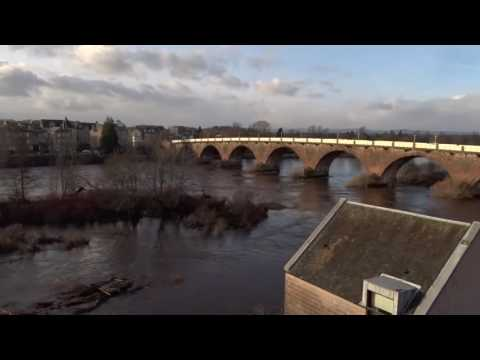 Tay Chambers Self Catering Apartment Perth Scotland