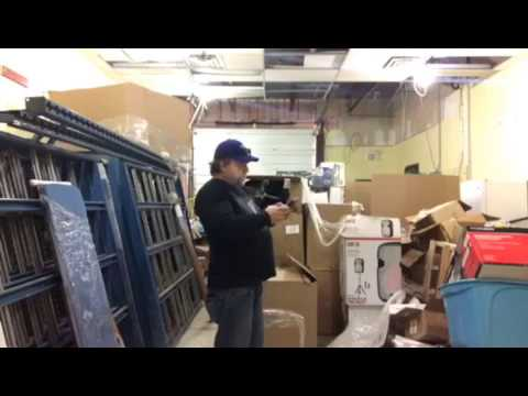 Part 2 unveiling Skids Customers Wholesale Returns Canada Factorydirect New Deals Buy & Sell